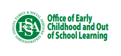 FSSA - Office of Early Childhood and Out of School Learning logo