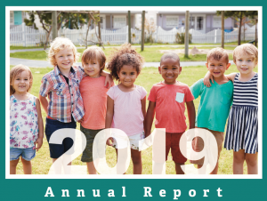 2019 Annual Report News Cover